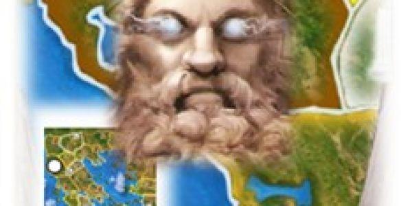 Goodies Olympos : Les Cartes Condamnation de Territoires
